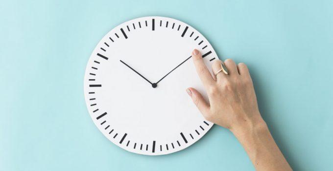 La puntualidad es tan importante como tener un plan de acción en el camino al éxito
